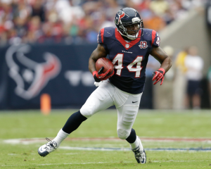 Ben Tate: Arian Foster owners' worst nightmare.