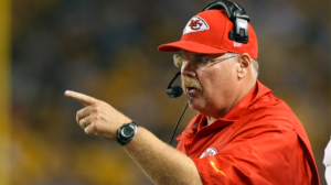 Andy Reid wins his return to Philly after 14 years as the Eagles coach