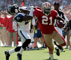 Niners fans need to see more of this from Gore in 2013