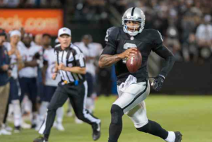 The Raiders missed Pryor dearly this afternoon