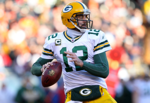 Rodgers and the rest of the Packers look to improve to .500 this week