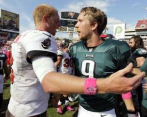 Nick Foles > Mike Glennon Anyone > Mike Glennon
