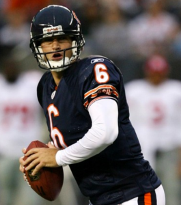 "If only the Bears QB was as muscular as the guy that comes up when you google ""Jay Cutler"" then maybe he'd be in the top 5"