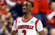 Russ Smith and Louisville survived a minor scare tonight